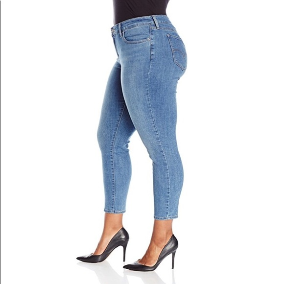 c78cebd94cd Womens Levi's Poshmark Size 711 Plus Levis Jeans Skinny Ankle qEWxOrESwC